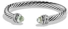 David Yurman Crossover Bracelet with Diamonds