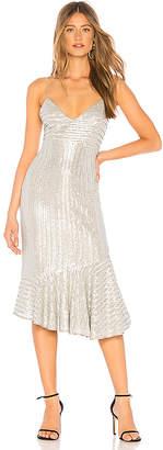 Saylor Peggie Midi Dress