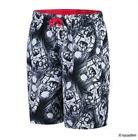 "Speedo Trooper Allover Printed Leisure 17"" Watershort"