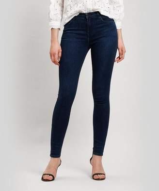 f07030e51f4d0 J Brand Maria High Rise Skinny Jean - ShopStyle UK