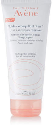 Avene 3 In 1 Makeup Remover, 200ml - Colorless