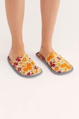 Aloha Slippers Vintage Kantha Slipper