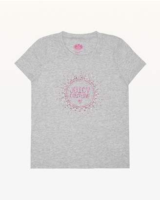 Juicy Couture Summer Love Short Sleeve Tee for Girls