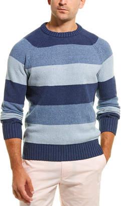 J.Crew Striped Crewneck Sweater