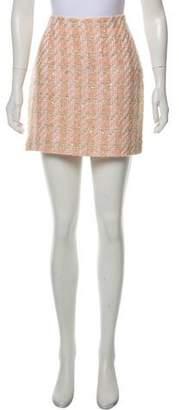 Michael Kors Embellished Mini Skirt