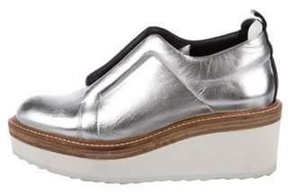 Pierre Hardy Platform Slip-On Sneakers