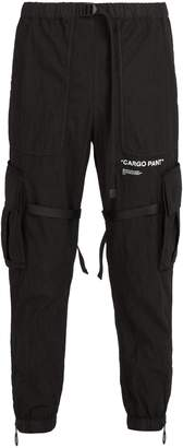 Off-White Parachute cargo trousers