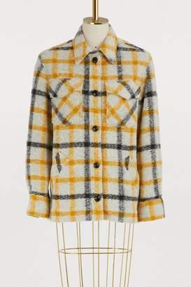 Etoile Isabel Marant Gast wool jacket