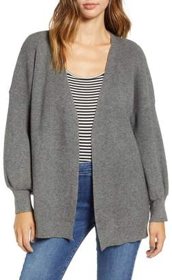 DREAMERS BY DEBUT Balloon Sleeve Cardigan