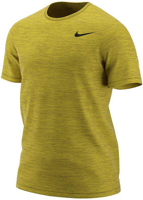 Nike Crew Neck Short Sleeve Moisture Wicking T-Shirt