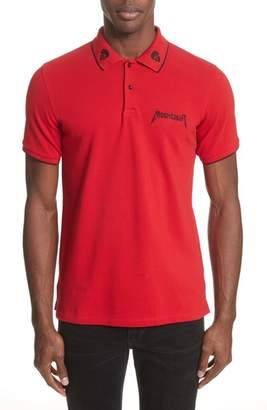 The Kooples Tipped Pique Polo