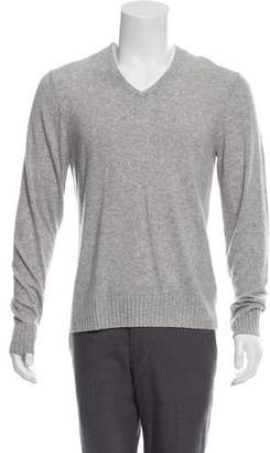 Theory Knit V-Neck Sweater w/ Tags