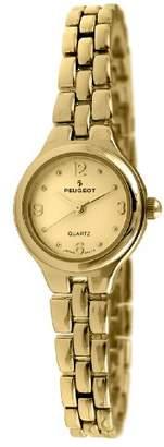 Peugeot Women's 1015G -Tone Bracelet Watch