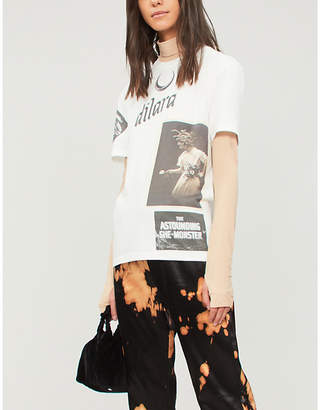 MeDusa Dilara Findikoglu cotton-jersey T-shirt