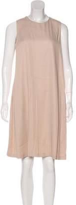 Fabiana Filippi Sleeveless Knee-Length Dress
