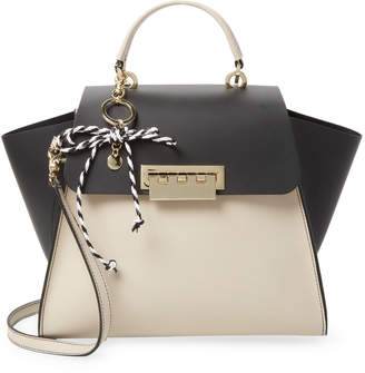 Zac Posen Women's Colorblock Leather Satchel