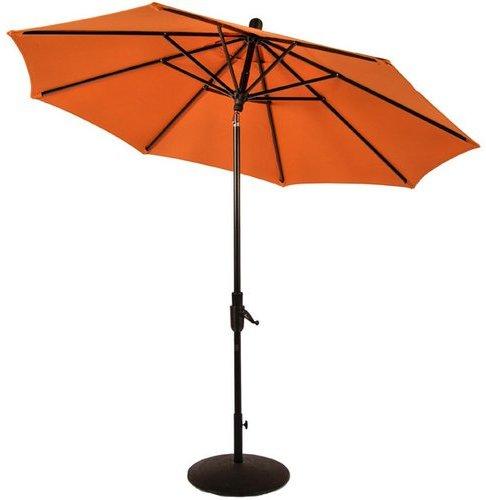Amauri Outdoor Living, Inc 9' Zuma Shore Market Umbrella