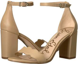 Sam Edelman Odila Ankle Strap Sandal Heel Women's Shoes