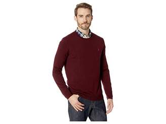 Polo Ralph Lauren Washable Merino Crew Neck Sweater
