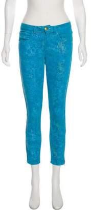 Roseanna Mid-Rise Skinny Pants