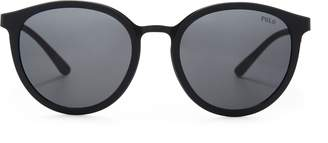 Ralph Lauren Round Metal Sunglasses