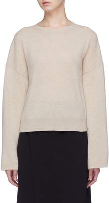 Theory Wide sleeve cashmere sweater