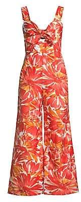 Alexis Women's Stas Floral Jumpsuit