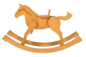 Hermes Beechwood Rocking Horse