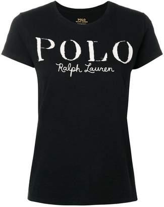Polo Ralph Lauren (ポロ ラルフ ローレン) - Polo Ralph Lauren logo T-shirt