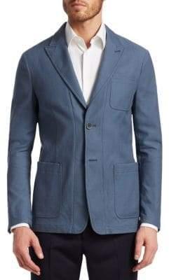 Giorgio Armani Ice Patch Jacket