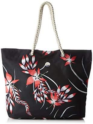 Roxy Women's Printedtropical Shoulder Bag black