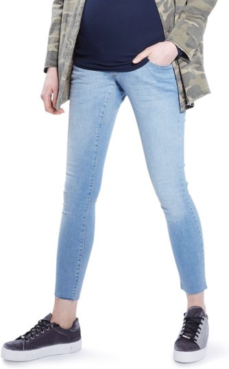 TopshopWomen's Topshop Leigh Skinny Maternity Jeans