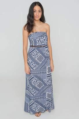 Empire Waist Maxi Dress Shopstyle