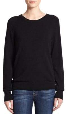 Equipment Sloane Solid Cashmere Pullover