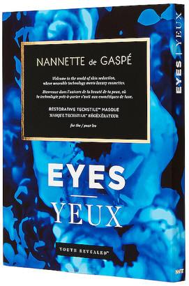 Nannette de GASPE Youth Revealed Restorative Techstile Eye Masque