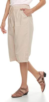 Gloria Vanderbilt Women's Lillith Skimmer Capris