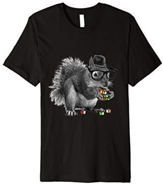 Rubik Cube Squirrel T shirt