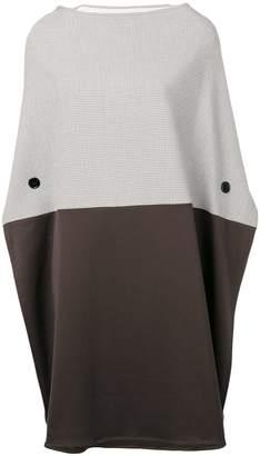 MM6 MAISON MARGIELA checkered buttoned up dress