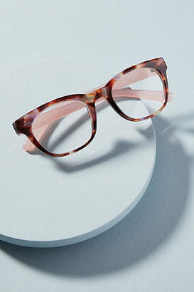 Anthropologie Carmen Tortoise Reading Glasses