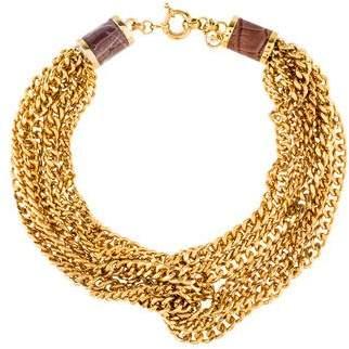 Michael Kors Modern Opulence Multichain Necklace