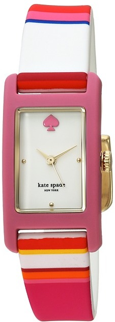 Kate Spade Kate Spade New York - 18 X 25mm Duffy Square Watch - KSW1276 Watches