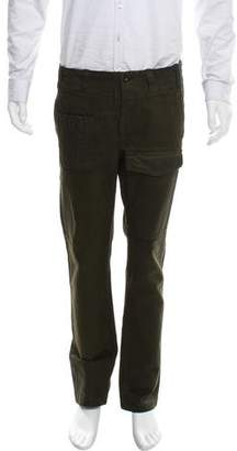 Ralph Lauren Coated Utility Pants
