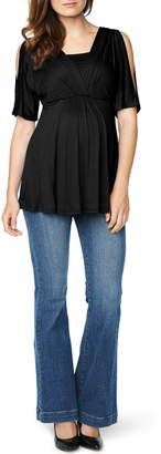 5957f482338 Maternal America Black Maternity Clothes - ShopStyle