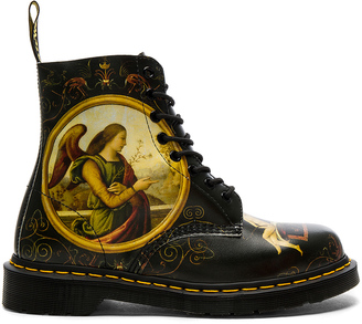 Dr. Martens Pascal 8 Eye Boot $150 thestylecure.com