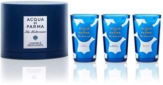 Acqua di Parma Blu Mediterraneo Candle Collection