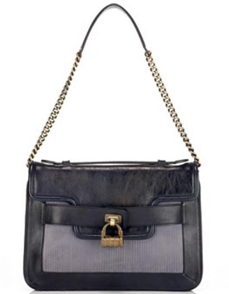Derek Lam Aggie Chain Handle Bag