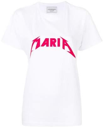Couture Forte Dei Marmi Maria print T-shirt