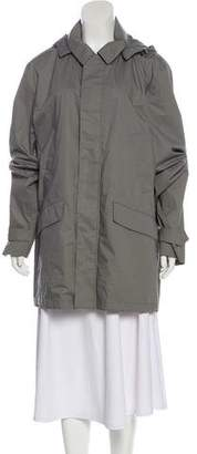 Loro Piana Lightweight Hooded Coat