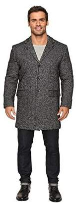 Calvin Klein Men's Wool Over Coat 3/4 Length