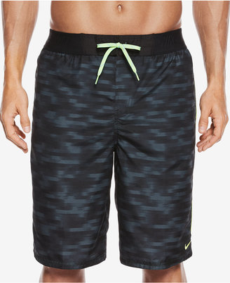 "Nike Men's Flux Drawstring Swim Trunk, 11"" $58 thestylecure.com"